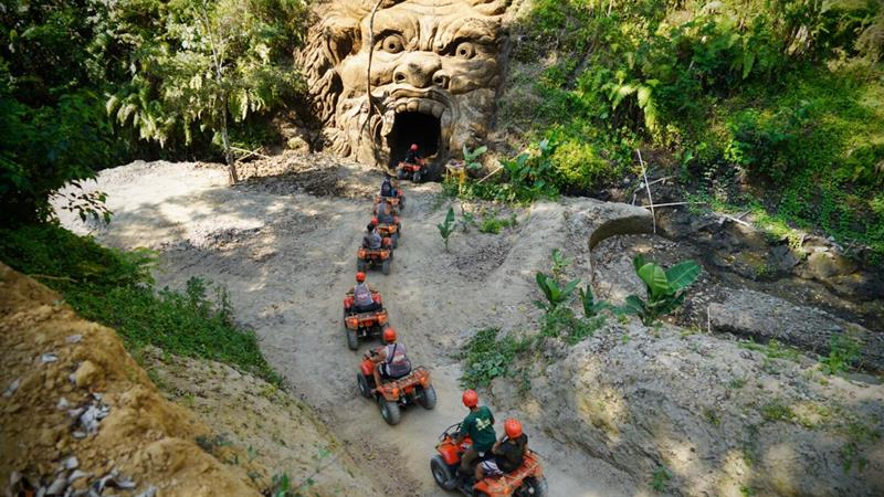 Bali Abiansila ATV Ride 3