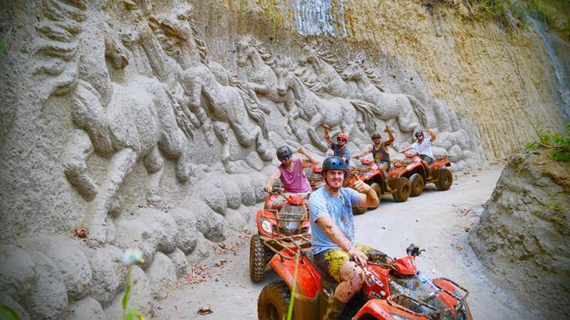 Bali Abiansila ATV Ride 7