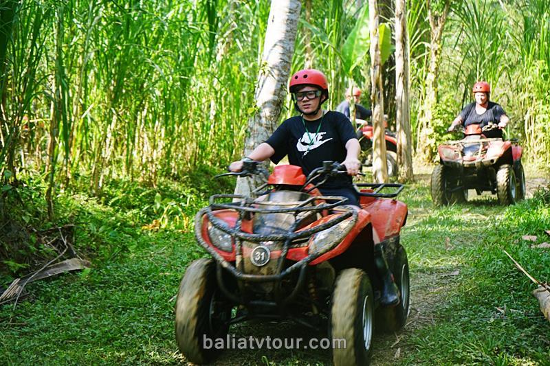 Bali Abiansila ATV Ride 16