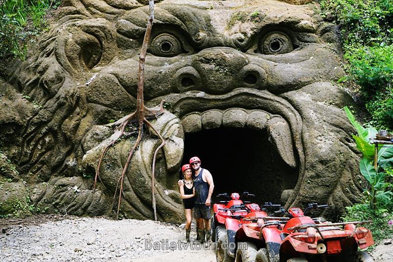 Bali Abiansila ATV Ride 13