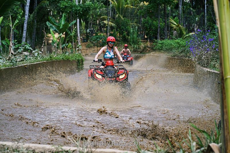 Bali Abiansila ATV Ride 15