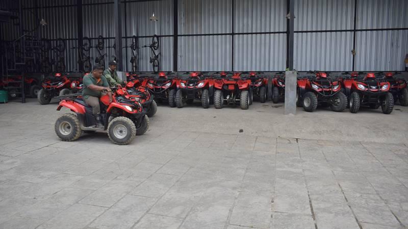 Bali Abiansila ATV Ride 10
