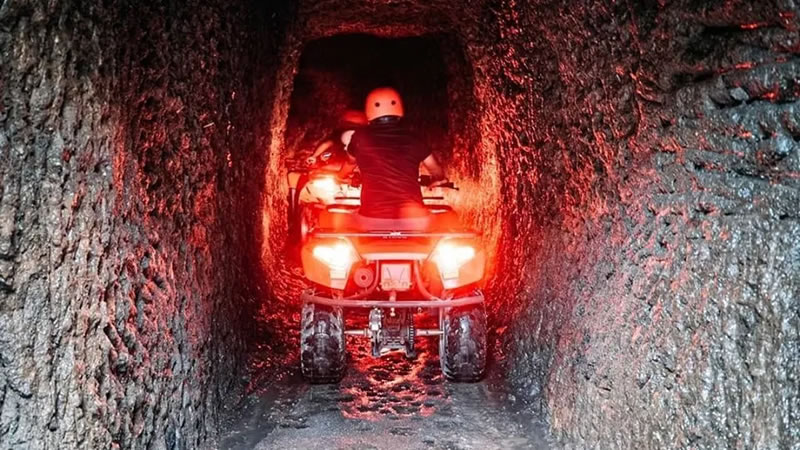 Bali Abiansila ATV Ride 8