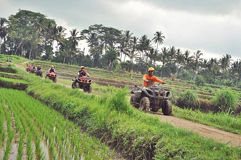 ATV Bali adventurre