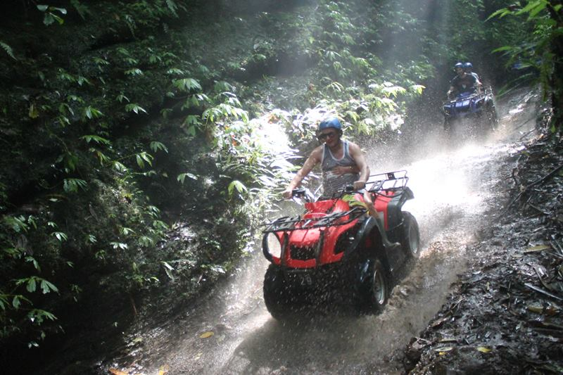 ATV Ride Bali package