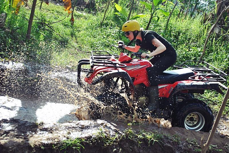 Exciting Bongkasa Bali Pertiwi ATV Ride 2
