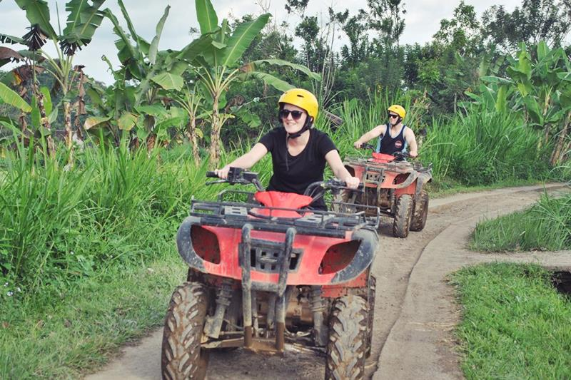 Exciting Bongkasa Bali Pertiwi ATV Ride 3