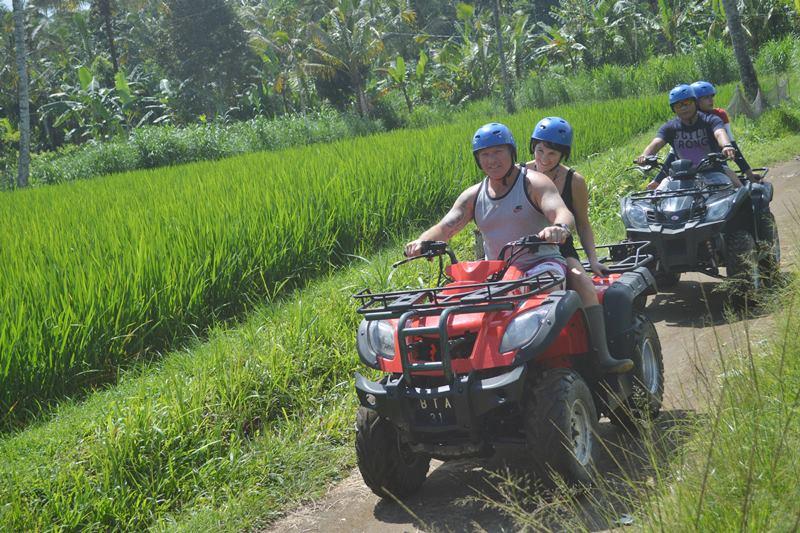 ATV tour Bali