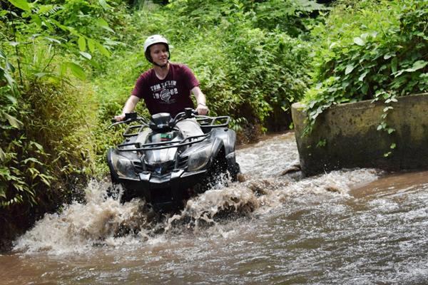 Bali Singapadu ATV Ride 4