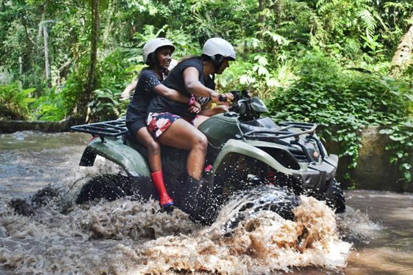 Bali Singapadu ATV Ride 5