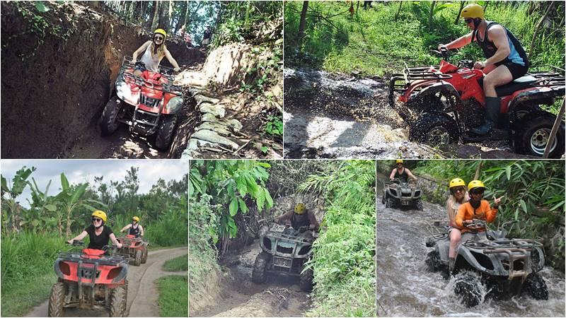 Bali Bongkasa ATV Ride