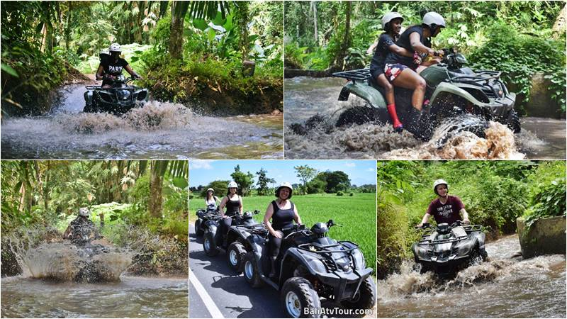 Bali ATV Location 7