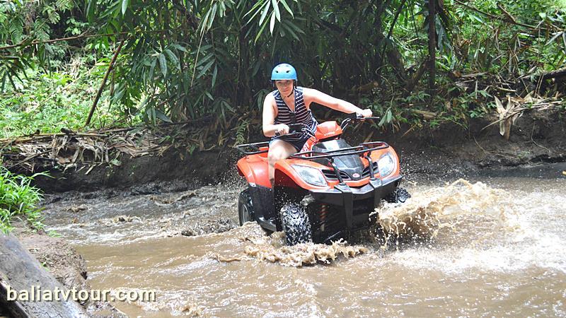 Bali Taro ATV Ride 4