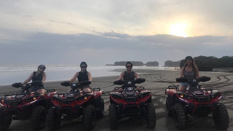 Sunset Bali Atv Ride 2