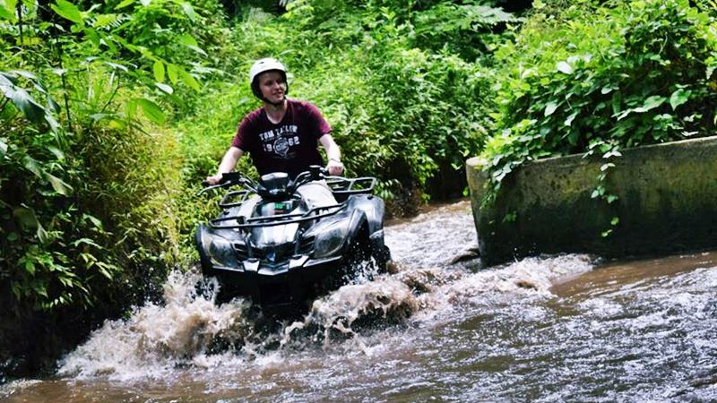 Bali Singapadu ATV Ride 3