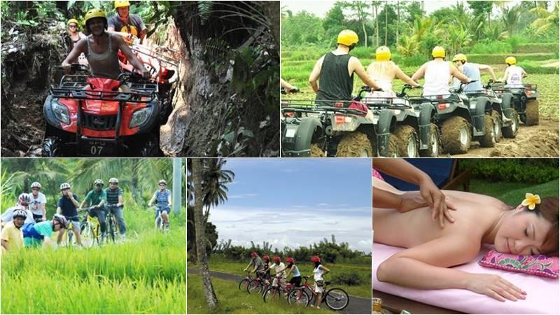 Bali Atv Ride - Cycling tour