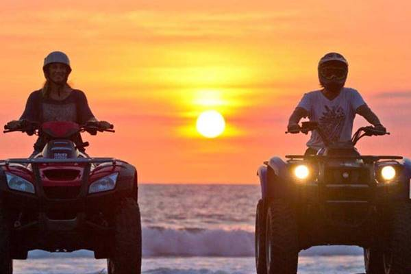 Sunset Bali Atv Ride 8
