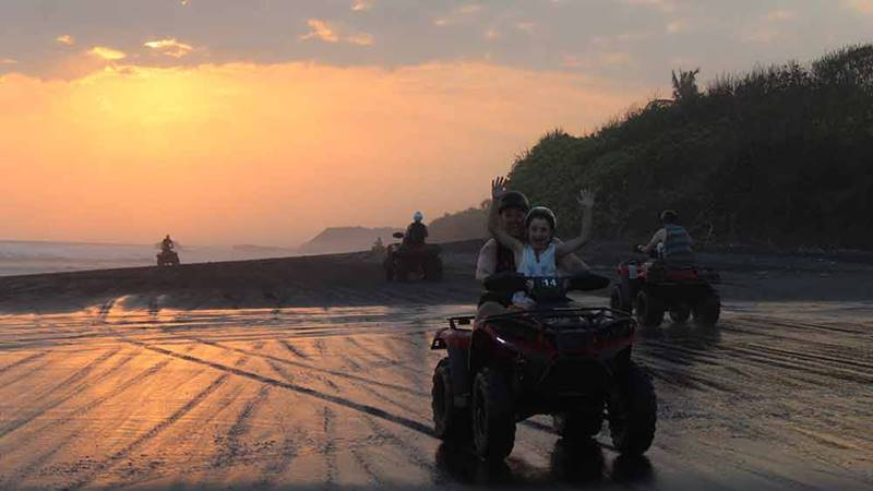 Sunset Bali Atv Ride 5
