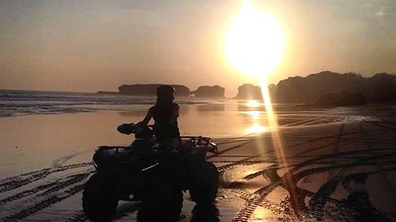 Sunset Bali Atv Ride 6