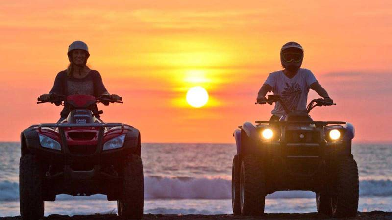 Sunset Bali Atv Ride 4