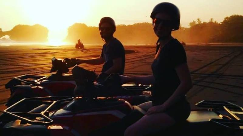 Sunset Bali Atv Ride 7