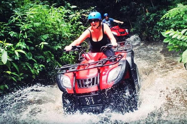 Bali Taro ATV Ride 7