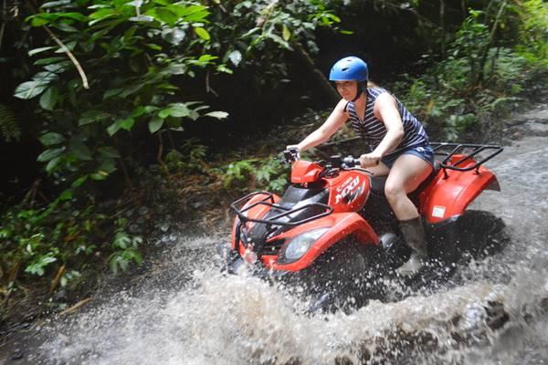 Bali Taro ATV Ride 5