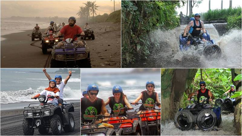 Wake Bali ATV Adventure